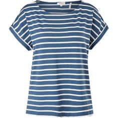 s.Oliver T-shirt damski luźny krój 14.105.32.X356.57G3 (Wielkość 44)