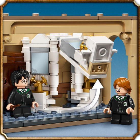LEGO Harry Potter 76386 Bradavičarka: napaka s poligonalnim napojem