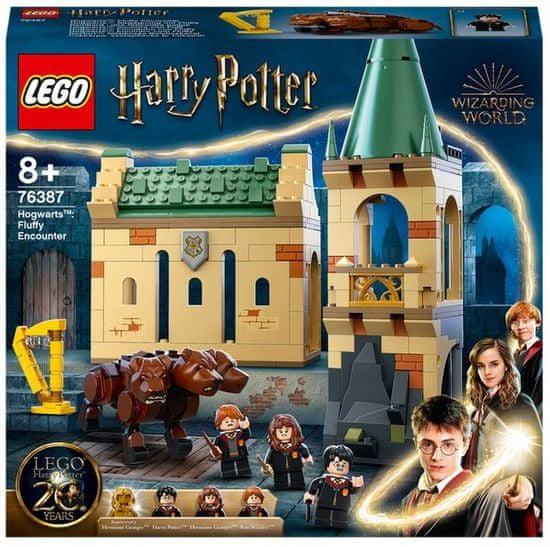 LEGO Harry Potter 76387 Bradavičarka: srečanje s Chloupekom