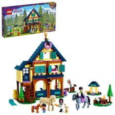 LEGO Friends 41683 Lesné jazdecké stredisko