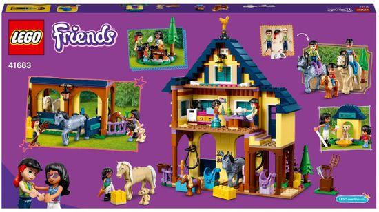 LEGO Friends 41683 Gozdni konjeniški center