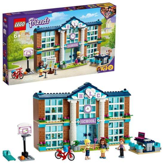 LEGO Friends 41682 Šola v mestu Heartlake