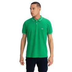 Lee Majica Pique Polo Green M