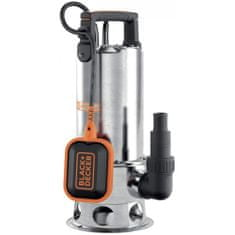 Black+Decker BXUP1100XDE potopna črpalka za umazano vodo