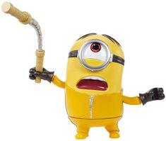 Mattel Minionek Stuart