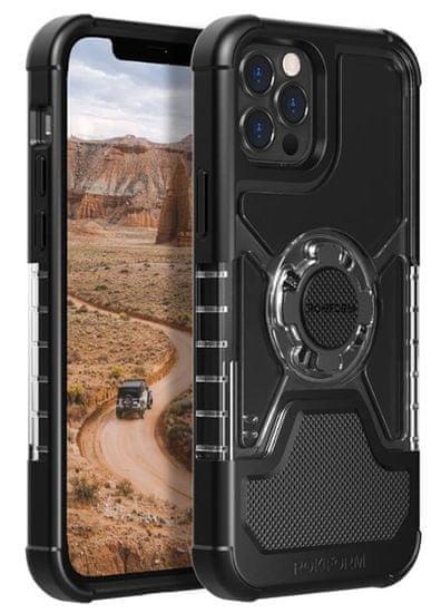 "Rokform Kryt Crystal pre iPhone 12/12 Pro 6.1"", číry 307020P"