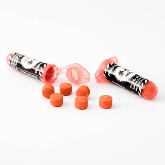 2ZEBRA tablety do paliva spalovacích motorů (10+2 balení zdarma, 144 tablet)