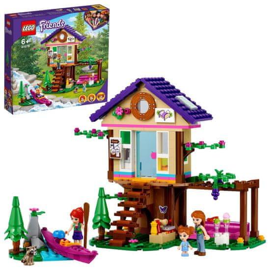 LEGO Friends 41679 Počitniška hiša v gozdu