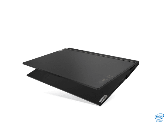 Lenovo Legion 5 prenosnik 43,9 cm, FHD, i7-10750H, 16/256+1TB, DOS, 1650, črn (82B300BJSC)