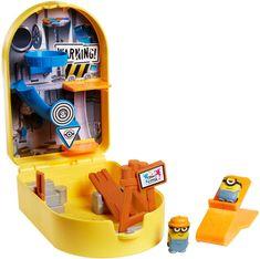Mattel Minionki zestaw z katapultą Plac budowy