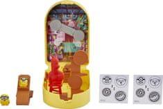 Mattel Minionki zestaw z katapultą Kung Fu