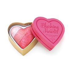 I Heart Revolution Blushing Hearts Bursting With Love Blusher pudrová tvářenka 10 g