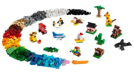 LEGO Classic 11015 Put oko svijeta