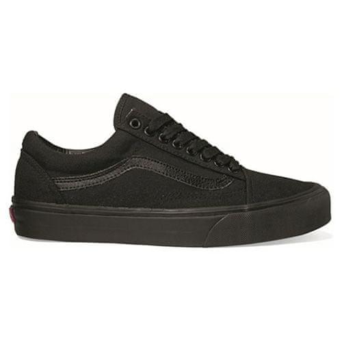 Vans Buty Ua Old Skool Black / Black, 78255   Unisex   czarny 40.5