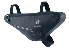 Deuter kolesarska torbica Triangle, sprednja, 1,3 L, črna