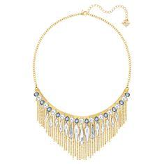 Swarovski Masivní náhrdelník s krystaly Swarovski Fran 5260592