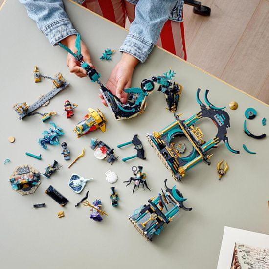 LEGO Ninjago 71755 Tempelj neskončnega morja