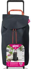 Gimi Tris Floral bevásárló kocsi, szürke