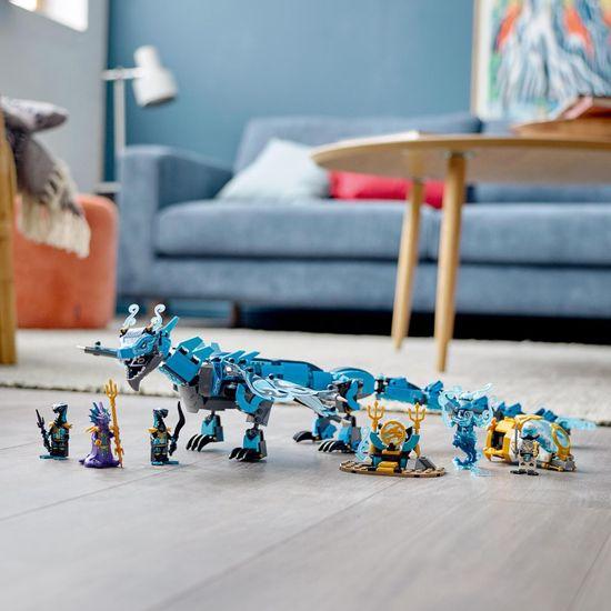 LEGO Ninjago 71754 Vodni zmaj