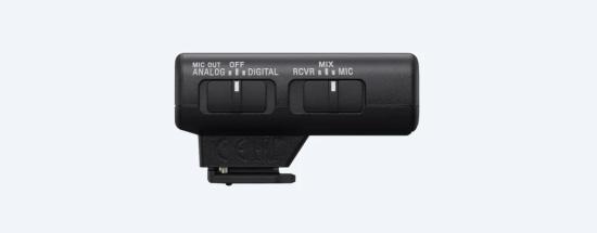 Sony ECM-W2BT brezžični Bluetooth mikrofon