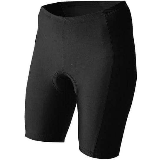 Ostatni kolesarske hlače, moške, črne