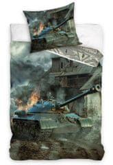 Tip Trade Bavlněné povlečení Tank IS-3 v boji
