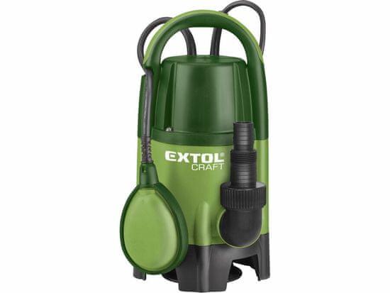 Extol Craft Čerpadlo ponorné, príkon 750W, max. prepravný objem 13000l/hod, max. výtlak 9m