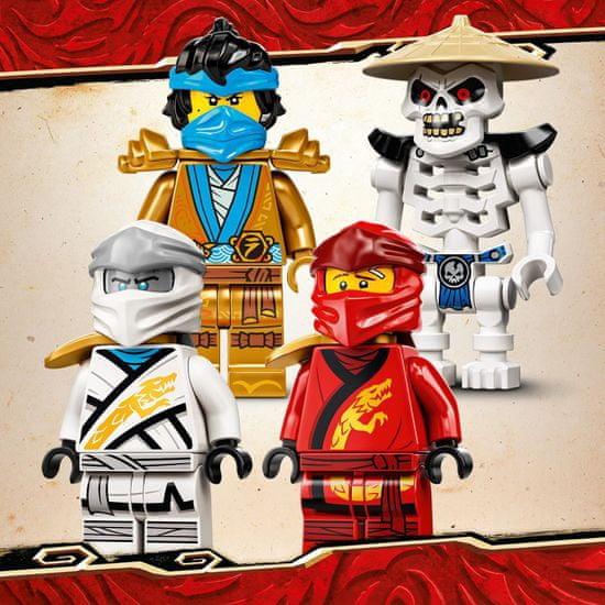 LEGO Ninjago 71753 Napad ognjenega zmaja