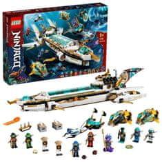 LEGO zestaw Ninjago 71756 Pływająca Perła