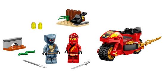 LEGO Ninjago 71734 Kaiov motor z rezili