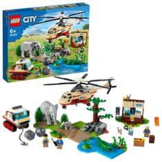 City 60302 Akcija spašavanja u divljini