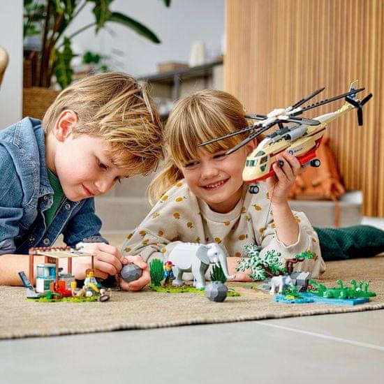 LEGO City 60302 Akcija spašavanja u divljini