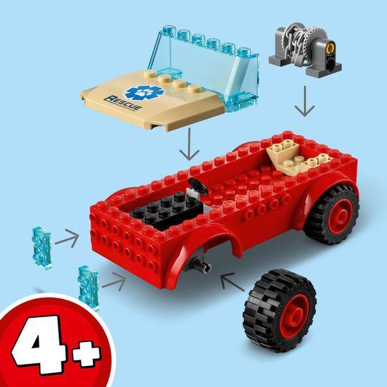 LEGO Mesto 60301 Reševalni teren za divjino