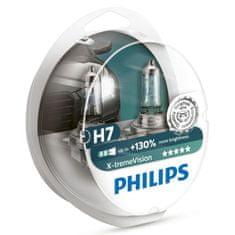 Philips H7 X-tremeVision +130% (2 ks) - 12V, 55W, PX26d - (12972XV+S2)