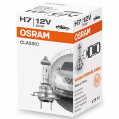 Osram H7 Classic Line (1 ks) - 12V, 55W, PX26d - (64210CLC)