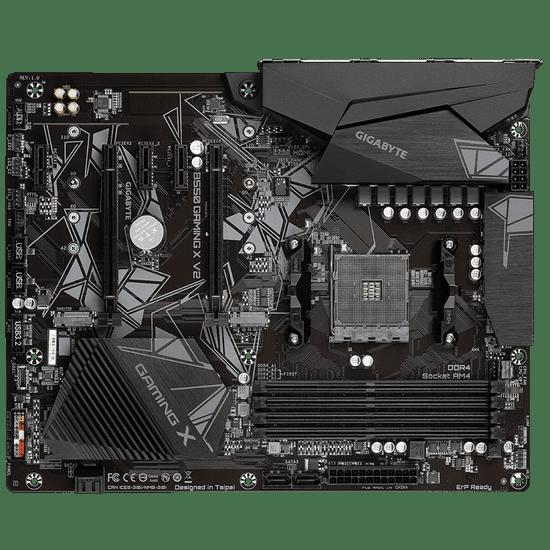 Gigabyte B550 Gaming X V2 osnovna plošča, AM4, ATX