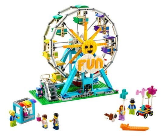 LEGO Creator 31119 panoramski kotač