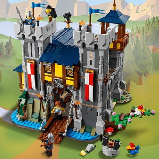 LEGO Creator 31120 Srednjeveški grad