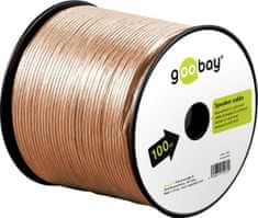 Goobay kabel za zvočnike 2 x 4,0mm, 10 m