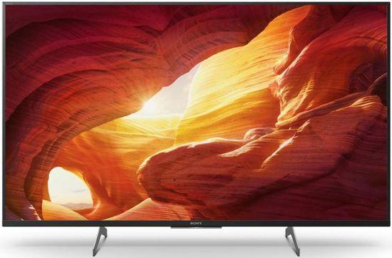 SONY KD49XH8596BAEP Smart LED Televízió, 123 cm, 4K Ultra HD, Android, Fekete