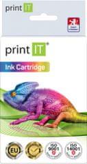 Print IT sada č. 655 BK/C/M/Y pro tiskárny HP (PI-655CMYK)
