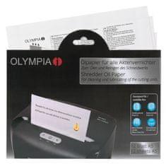 Olympia Sada olejových obálek pro skartovače Oilpaper 12 ks