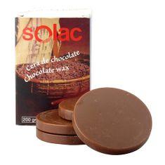 SOLAC DC7500 Wosk czekoladowy, DC7500 Wosk czekoladowy