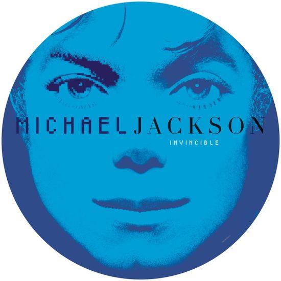 Jackson Michael: Invincible (Picture vinyl) (2x LP) - LP