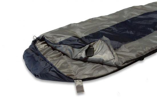 High Peak Lite Pack 800 spalna vreča, siva
