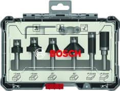BOSCH Professional Trim&Edging komplet rezkalnikov, 8 mm
