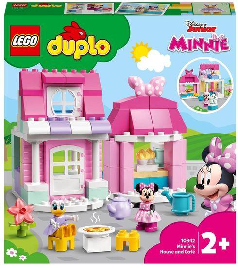 LEGO DUPLO Disney 10942 Minnie hiška in kavarna