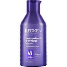 Redken Barvni podaljšani (Blondage Shampoo) (Objem 300 ml - new packaging)