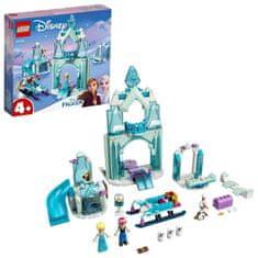 LEGO Disney Princess 43194 Ledová říše divů Anny a Elsy