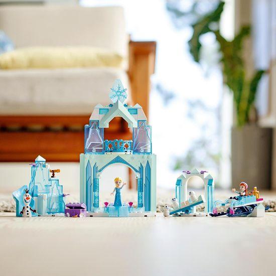 LEGO Disney Princess 43194 Ledeno kraljestvo čudes Ane in Elze